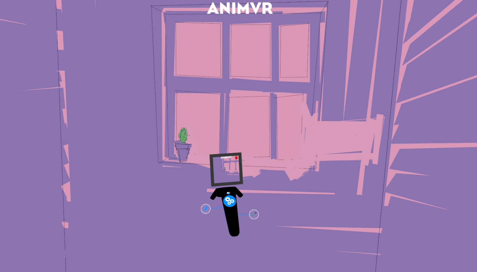 ANIMVR Beta 1.0 | Frame by Frame Animation in VR | CG Daily News