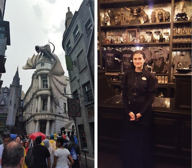 Florida | The Wizarding World of Harry Potter, Gringotts