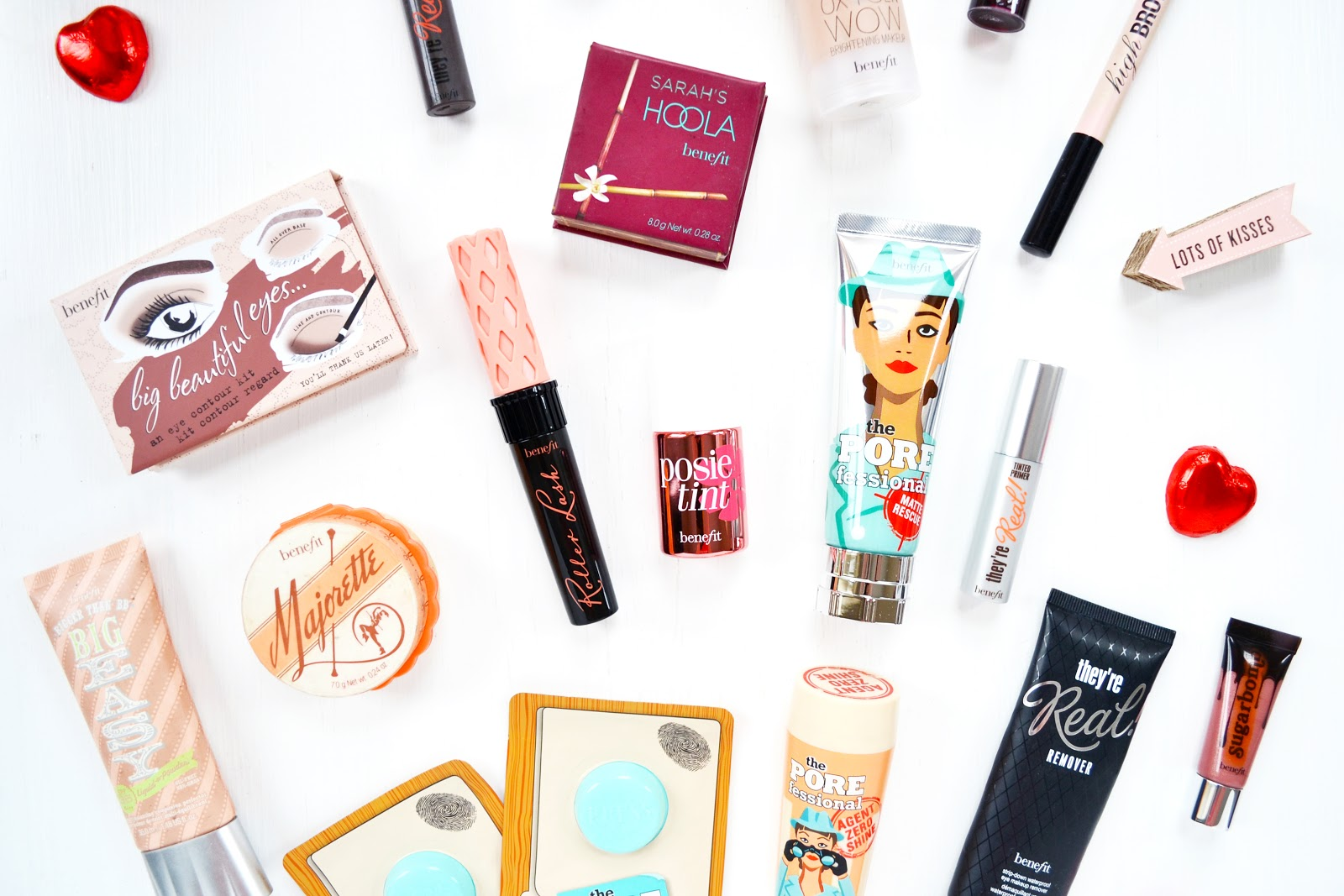 benefit cosmetics make up
