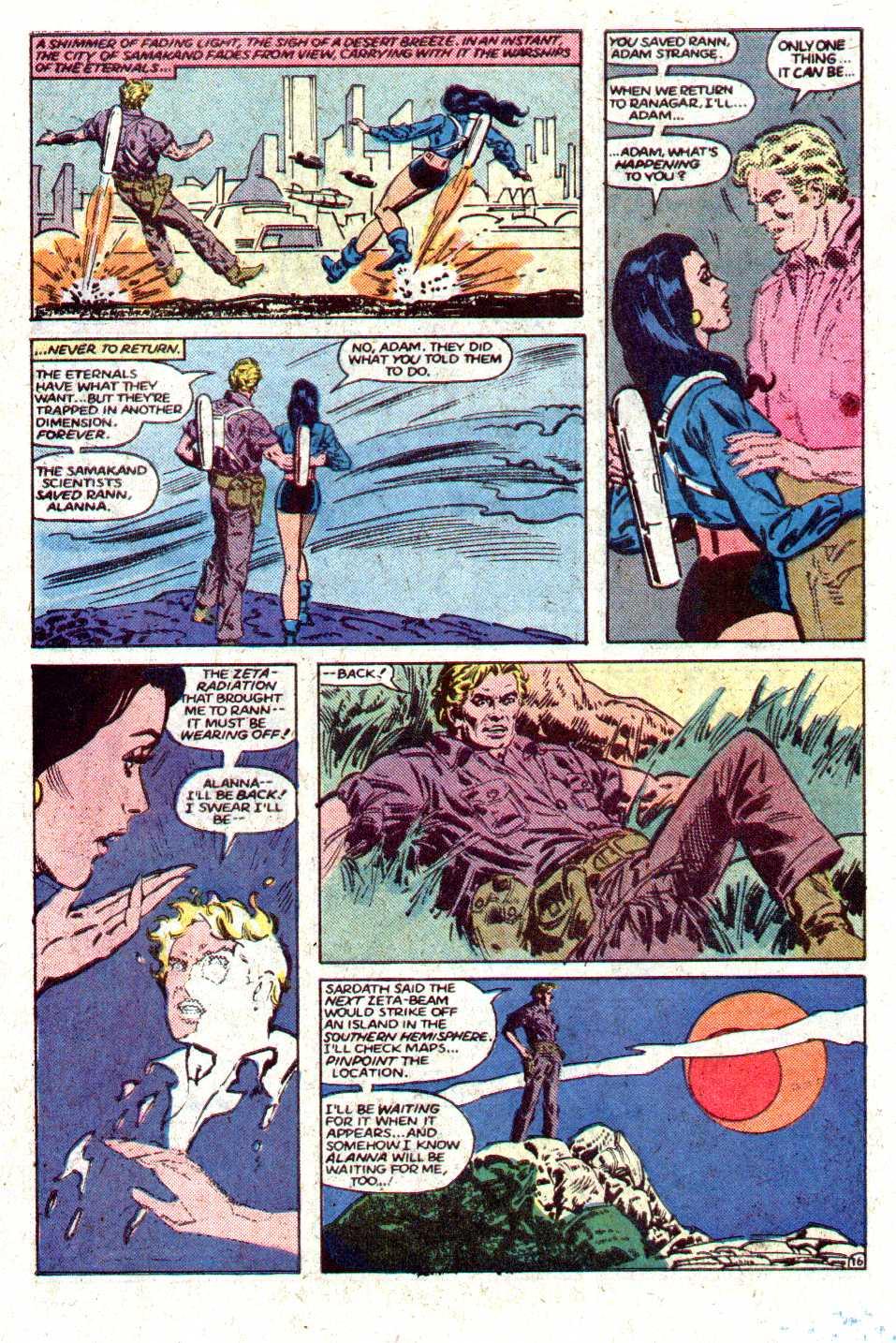 Read online Secret Origins (1986) comic -  Issue #17 - 17