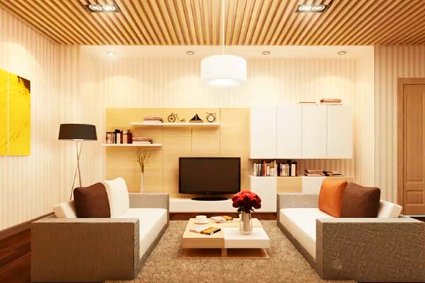 Small Living Room Ideas to Look Bigger