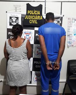 Pai e madrasta são presos suspeitos de torturar menino de 5 anos e colocar elástico no pênis dele por fazer xixi na calça em Cuiabá