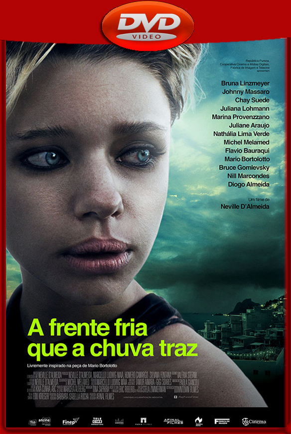 A Frente Fria que a Chuva Traz (2016) DVD-R Nacional Torrent