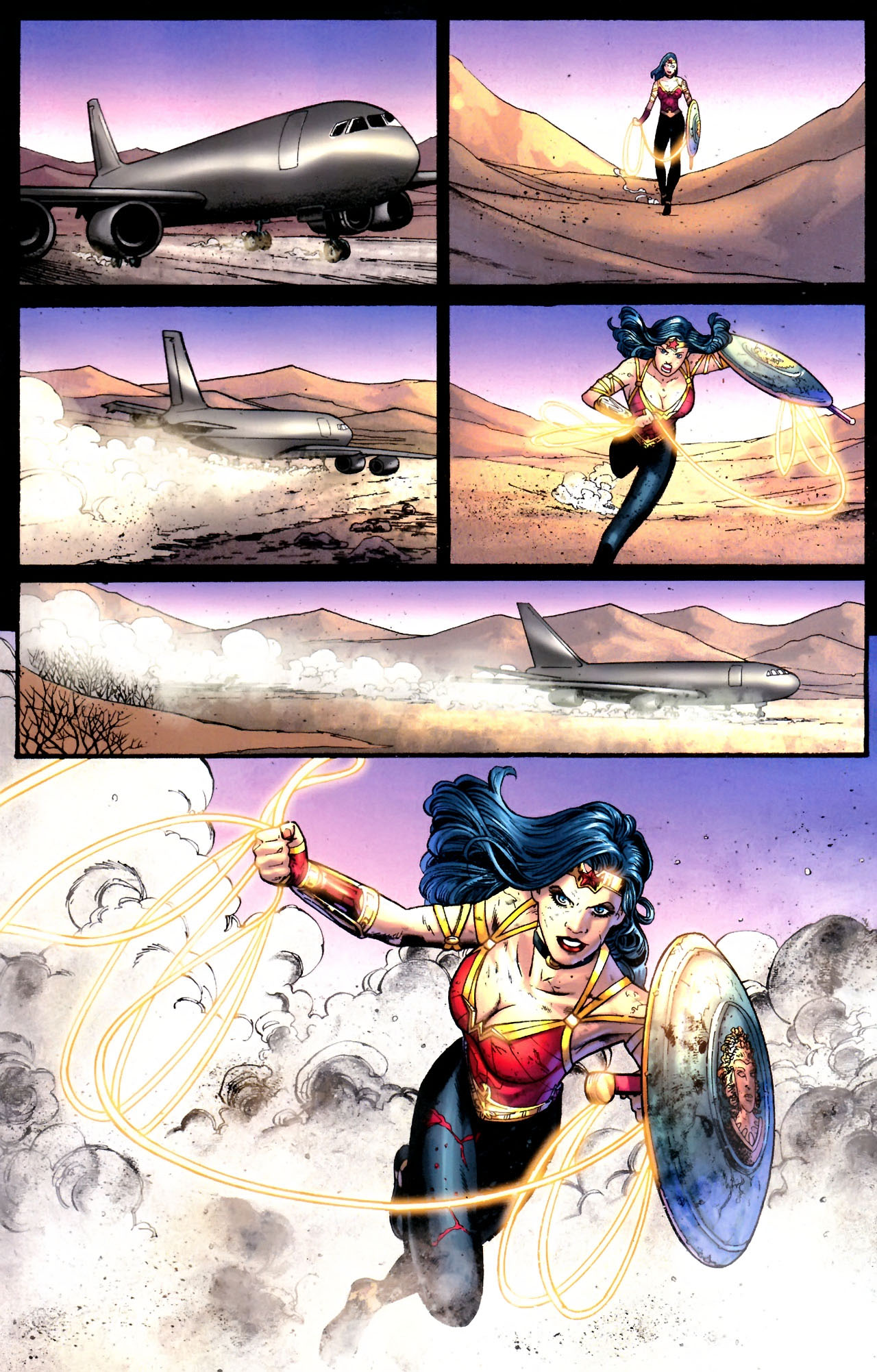 Read online Wonder Woman (2006) comic -  Issue #604 - 19