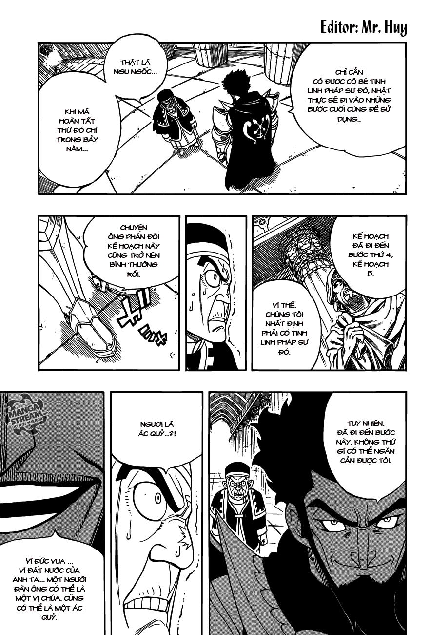 Fairy Tail chap 279 trang 24