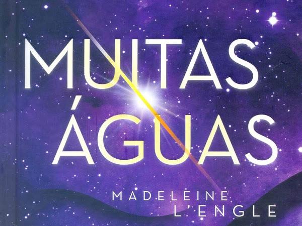 Resenha #489 - Muitas Águas - Uma Dobra No Tempo #4 - Madeleine L'Engle - Harper Collins