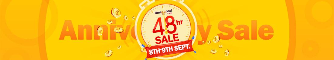 Banggood 10th Anniversary