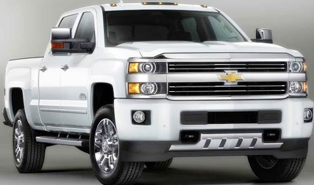 2018 Chevy Silverado Redesign
