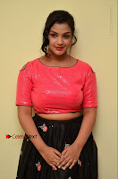 Telugu Actress Mahi Stills at Box Movie Audio Launch  0059.JPG