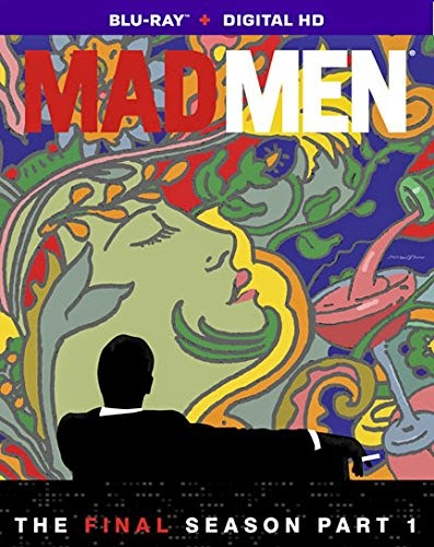 Mad Men Season 7 Part 1 Blu Ray