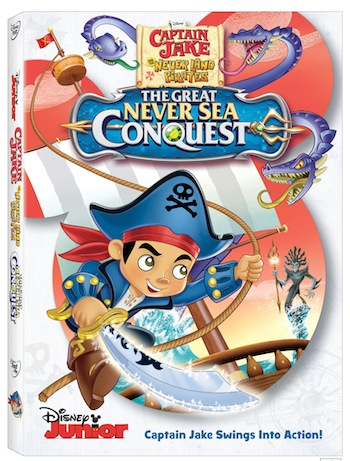 Jake and the NeverLand Pirates: The Great Never Sea Conquest