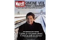 http://www.parismatch.com/Actu/Politique/Retour-a-Auschwitz-Simone-Veil-voulait-transmettre-l-histoire-1299800