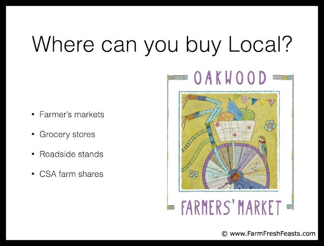 general sources for buying local food