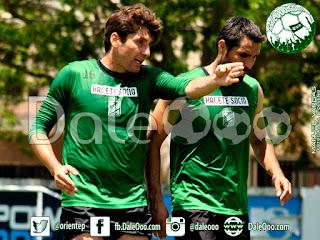 Oriente Petrolero - Ronald Raldes - Ignacio García - DaleOoo.com sitio página web Club Oriente Petrolero