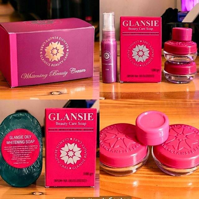 Glansie Beauty Care Paket Normal Dan Paket Acne