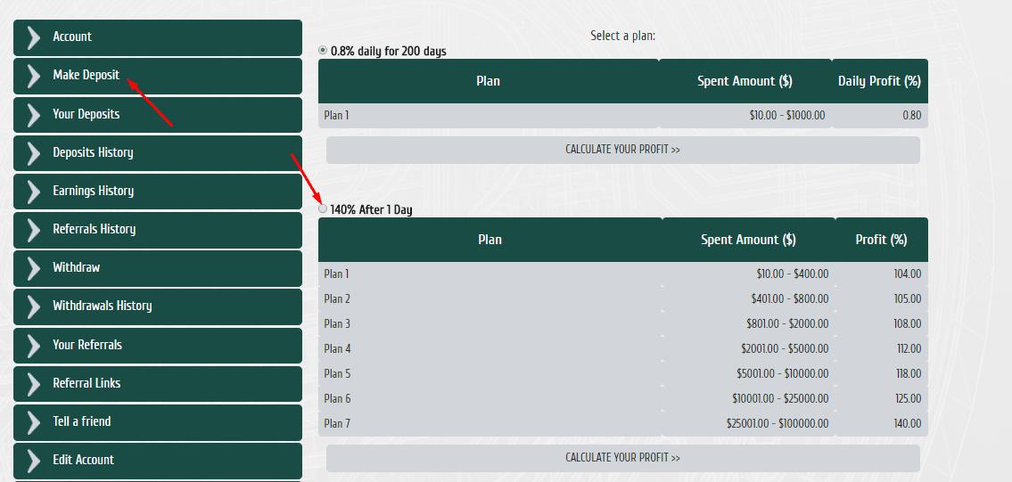 Регистрация в Wolf Invest 3
