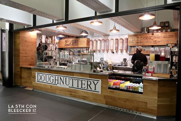 donuts de Nueva York doughnuttery