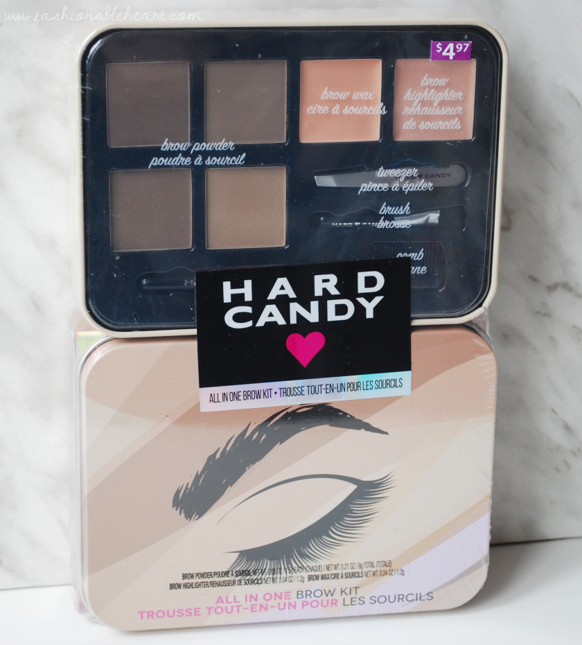 bbloggers, bbloggersca, canadian beauty bloggers, beauty blog, hard candy, holiday 2017, collection, walmart, walmart canada, eyeshadow trios, face the finish, trio, glam kit supreme, eyeshadows, eyeliners, seize the sparkle, nail polish, lips of love, velvet mousse, flawless brows, brow kit, swatches, review, christmas