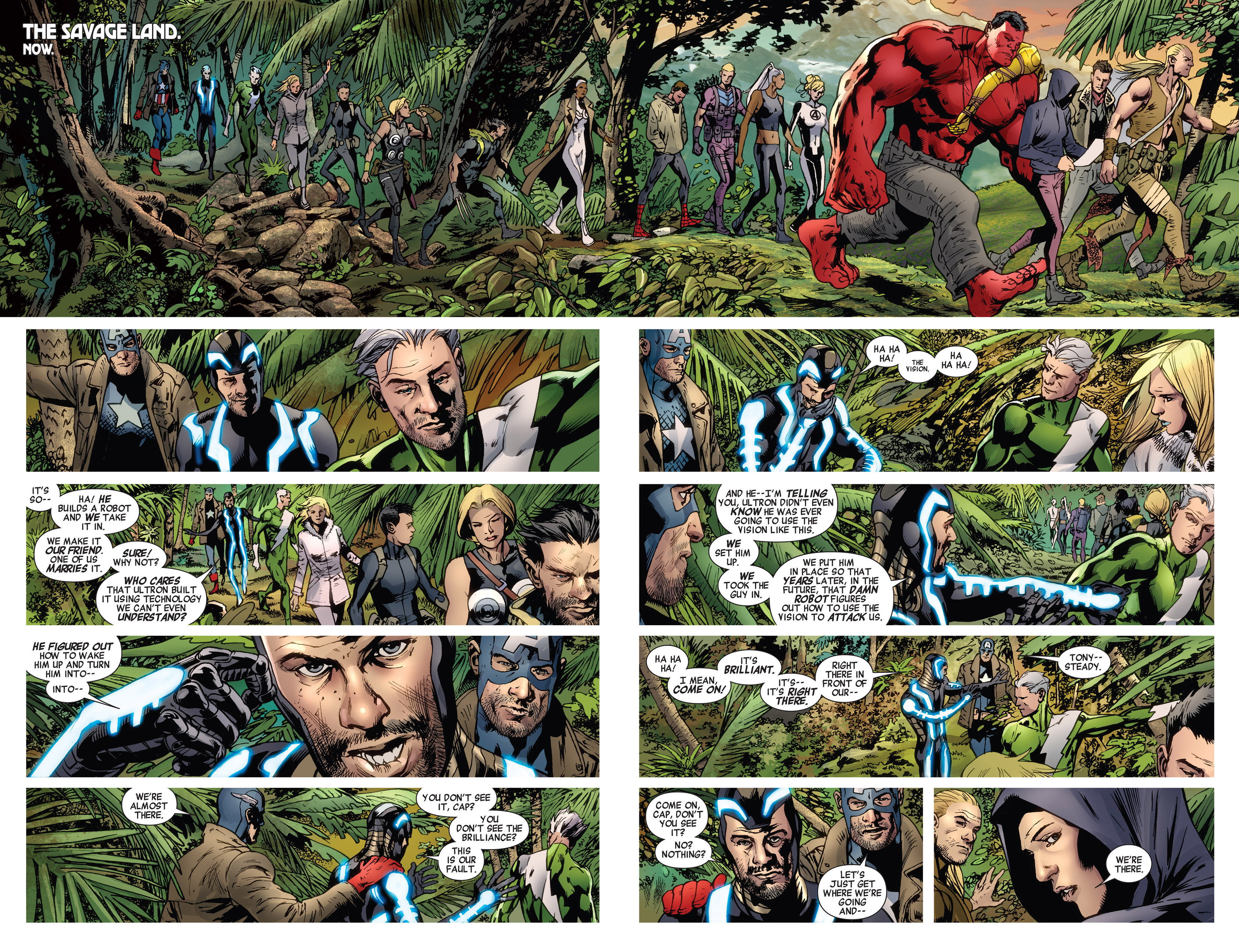 Read online Age of Ultron comic -  Issue #5 - 6