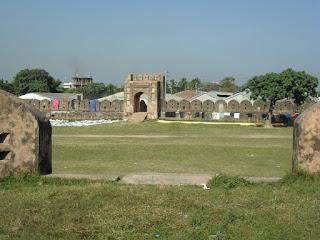 Hajigang Fort Sonargaon