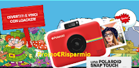 Logo Con Loacker e ''La settimana della bontà'' vinci Polaroid Snap Touch e soggiorno in Alto Adige