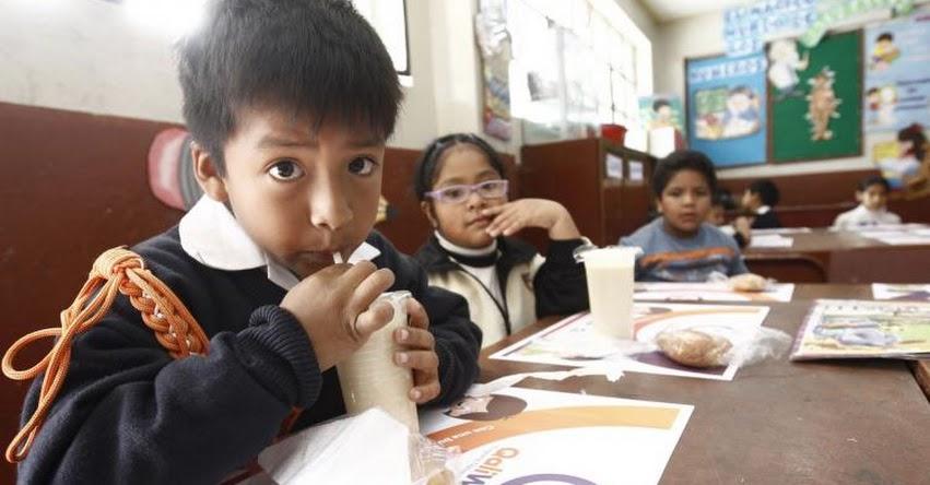 MIDIS: Más de 5 mil escolares del distrito de Iparía en Ucayali se benefician con servicio alimentario - www.midis.gob.pe