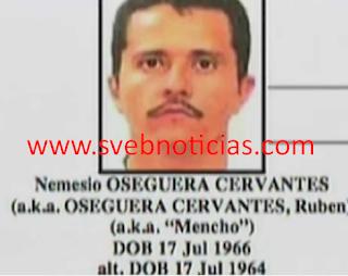 """Se ampara para evitar ser detenida esposa de """"El Mencho"""" líder del CJNG en Jalisco"""