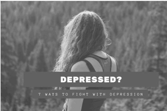 natural ways to fight with depression,depression treatment