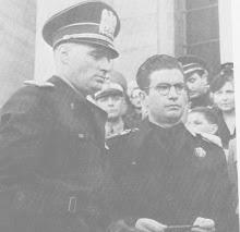 1940 ETTORE MUTI ALL' UNIVERSITA' DI ROMA