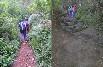 jalur pendakian gunung Sindoro