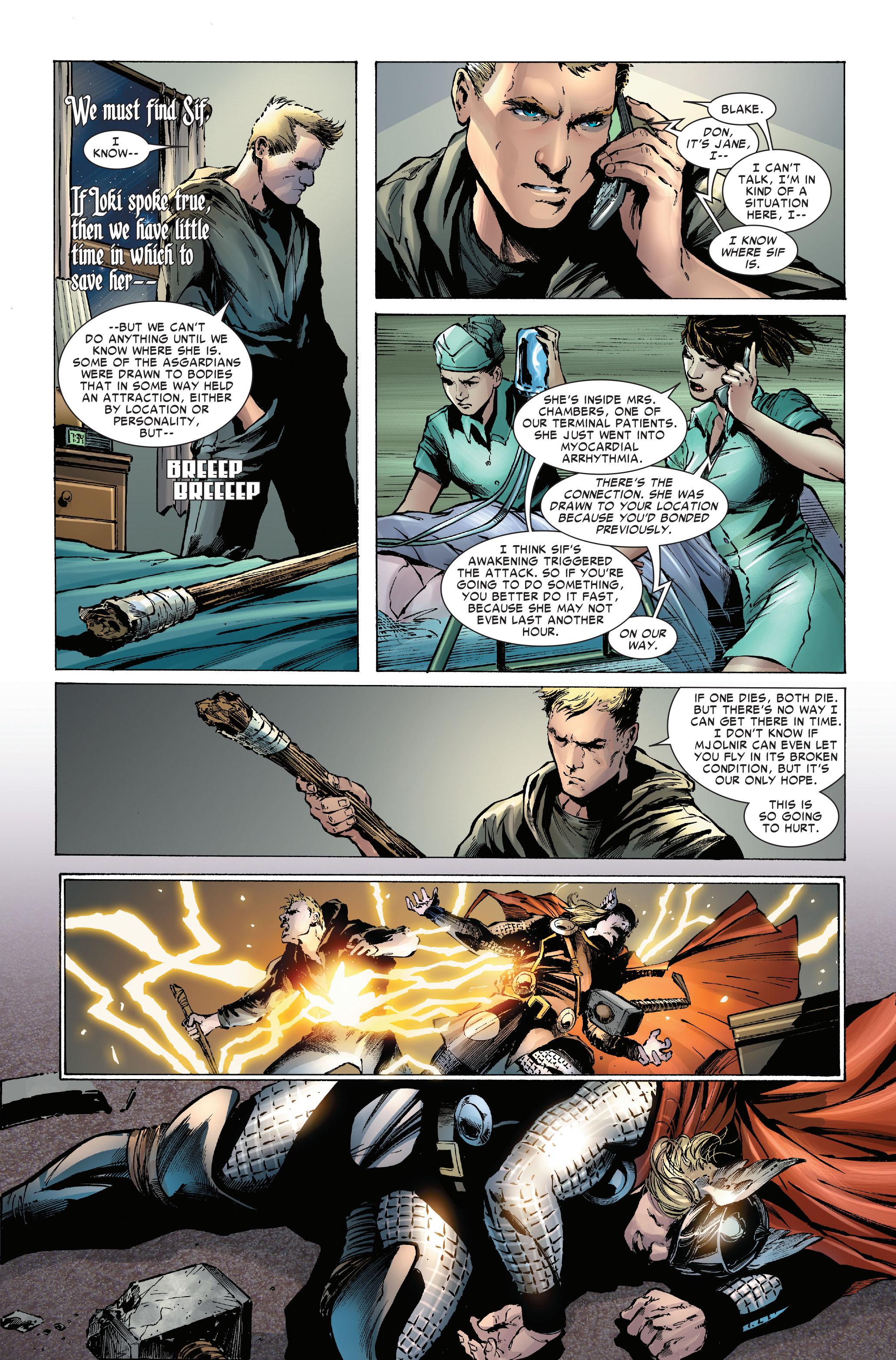 Thor (2007) Issue #602 #15 - English 4