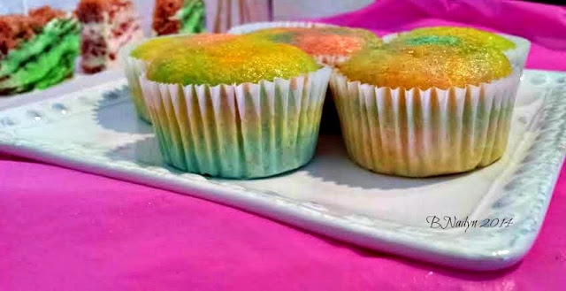 Rainbow Cupcakes, Food, Recipes