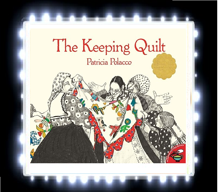 Rabbit Ears Book Blog Book Review The Keeping Quilt By