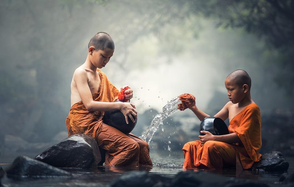 religie, buddyzm, dzieci, reinkarnacja dusz