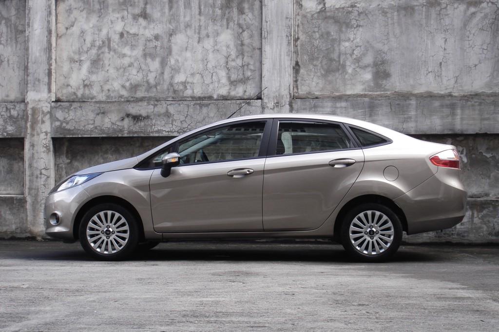 Review: 2011 Ford Fiesta 1 6 Trend Sedan   Philippine Car