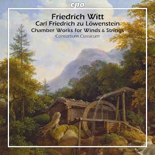 Witt: Chamber Works for Winds & Strings