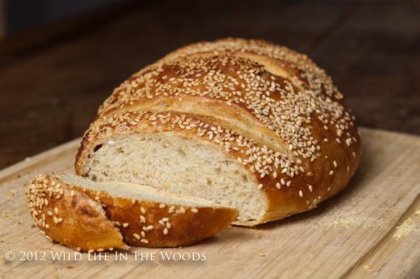 Sesame Semolina Bread Whole Foods