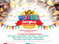 Festival Jengkol digelar di Bellanova Country Mall Sentul, 17 November 2017