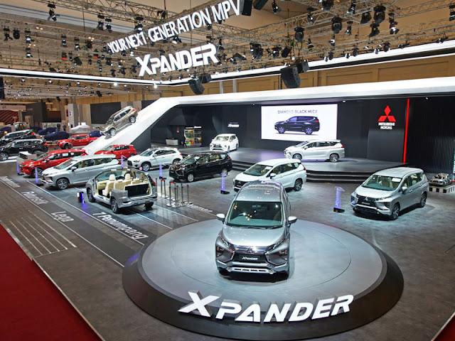 Mitsubishi Xpander Capai Lebih Dari 11.000 Unit Pesanan