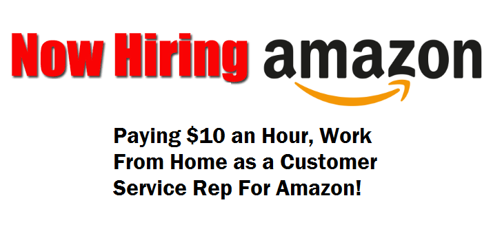 customer service work from home amazon apply to work for amazon as a customer service rep this 1944