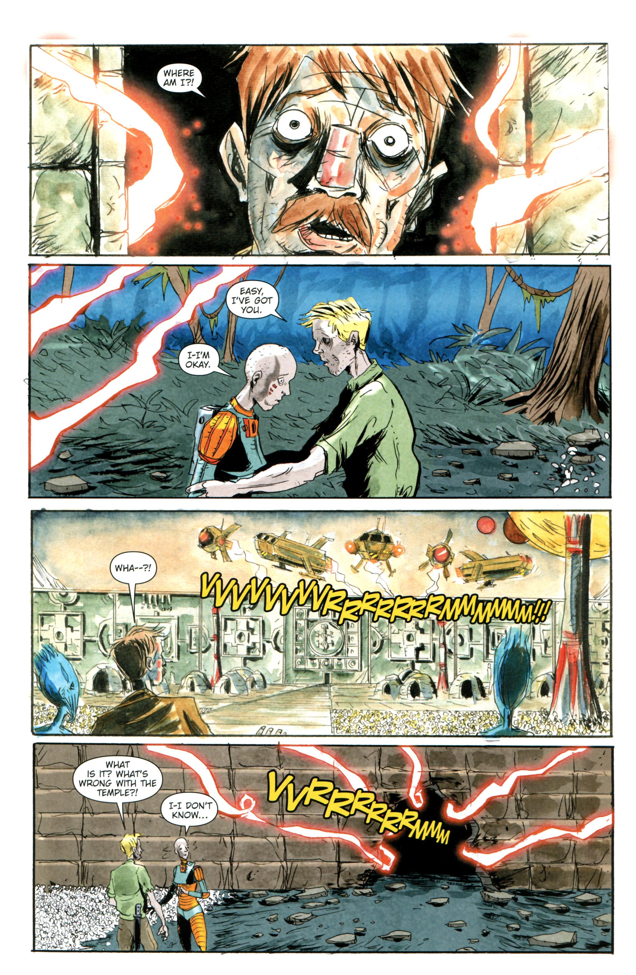 Read online Trillium comic -  Issue #3 - 18