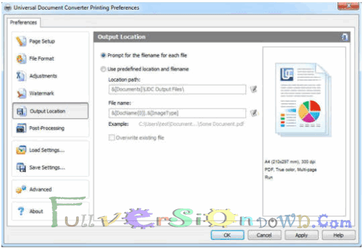 Universal Document Converter latest Full