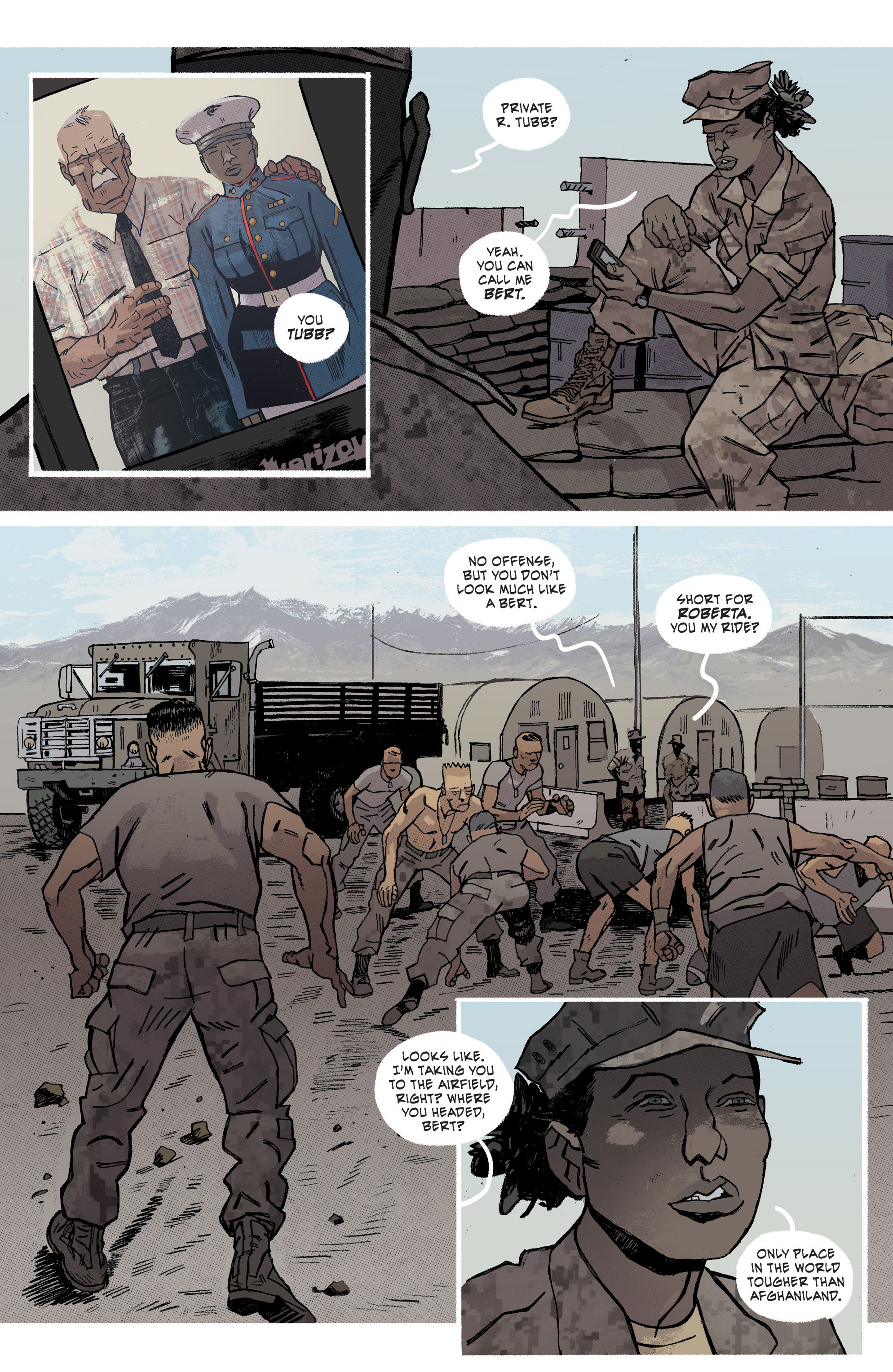 Read online Southern Bastards comic -  Issue #8 - 23