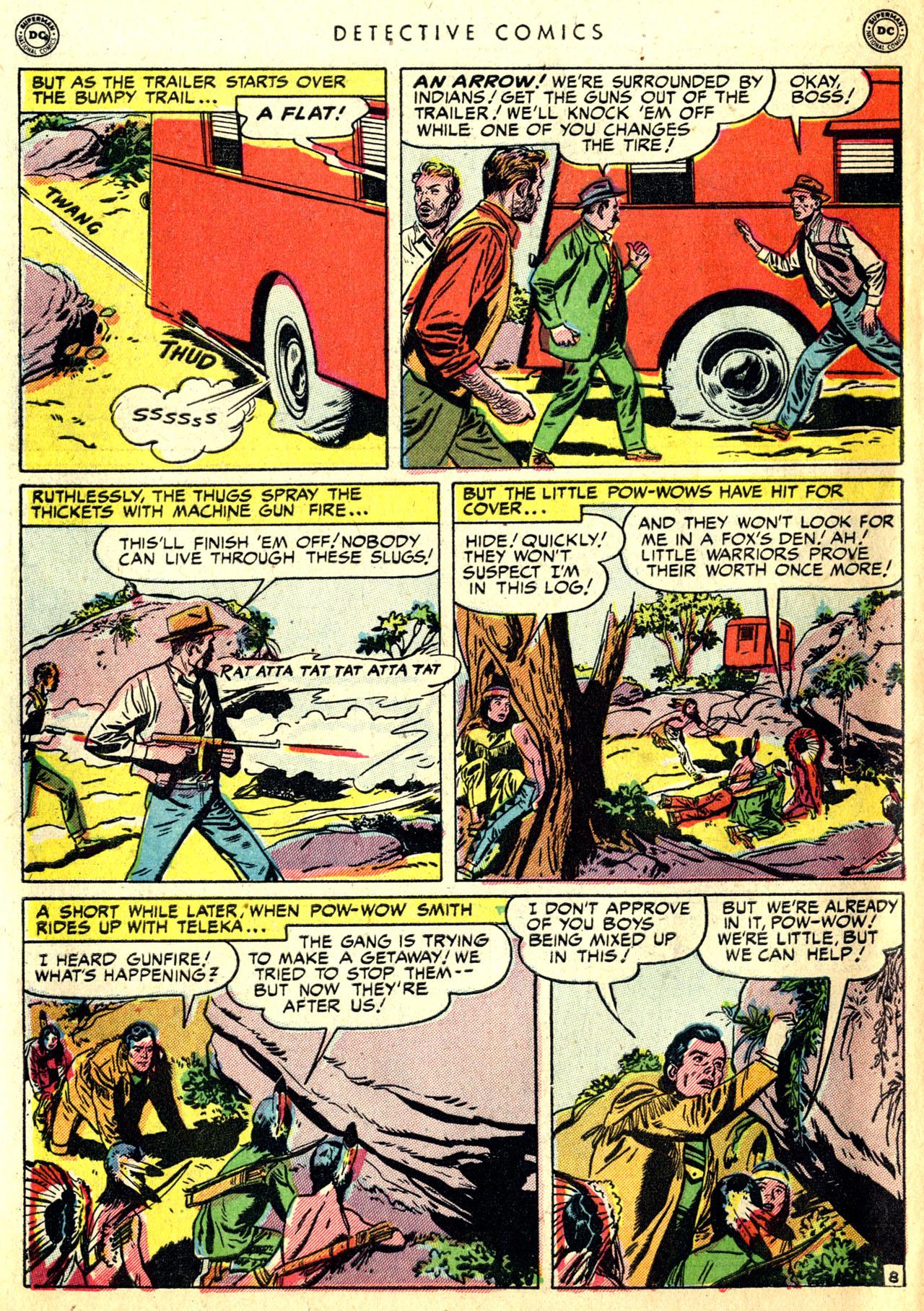Read online Detective Comics (1937) comic -  Issue #168 - 48