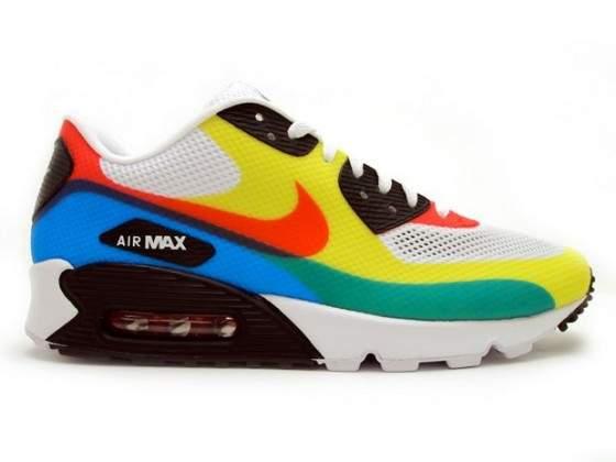 Kultura Podwórka: Nike Air Max 90 Hyperfuse Olympics