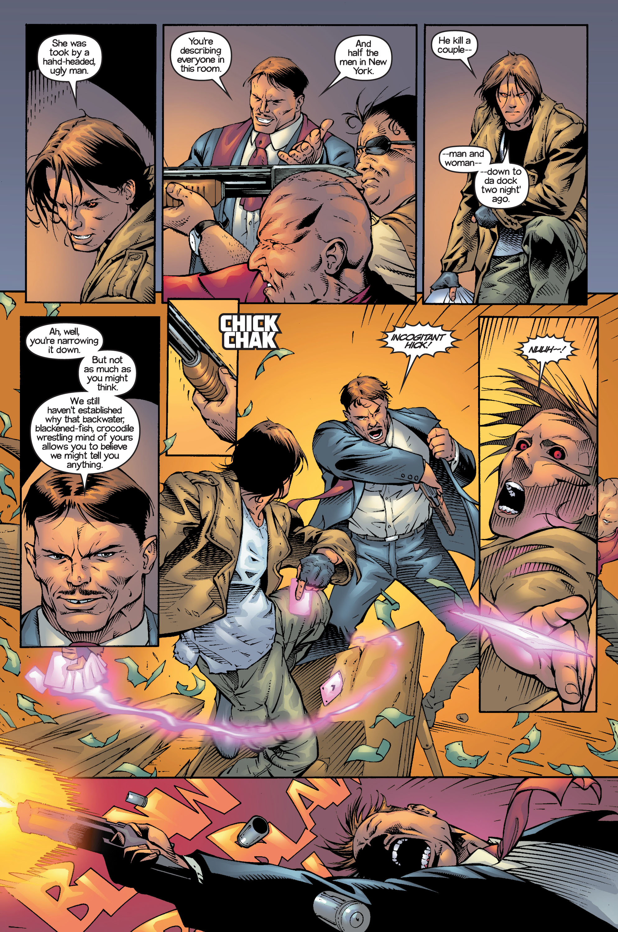 Read online Ultimate X-Men comic -  Issue #14 - 6