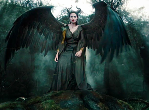 Maleficent Used To Have Wings In The Latest Disney S