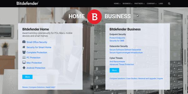 Bitdefender, Antivirus Gratis dan Terbaik untuk PC Windows atau Mac