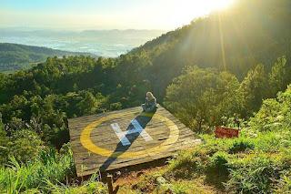 Rute Dan Lokasi Desa Wisata Sepakung Banyubiru Semarang