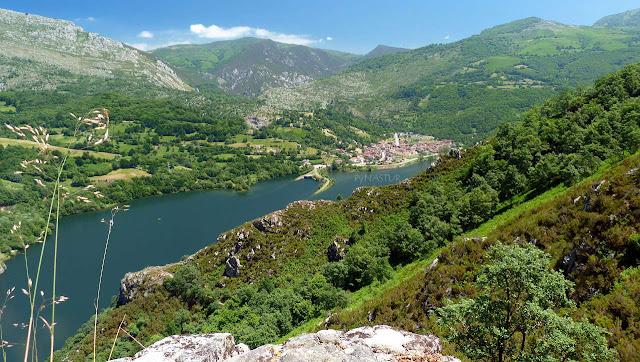 Parque Natural de Redes - Embalse de Rioseco - Asturias